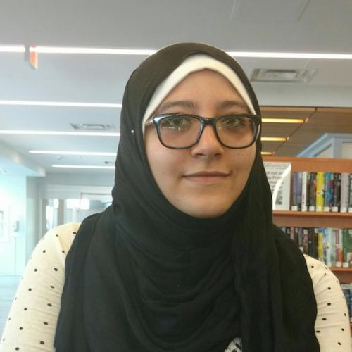 Israa Abd El-Fatah